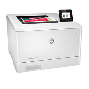 【單功能雷射】HP Color LaserJet Pro M454dw彩色雷射印表機 W1Y45A