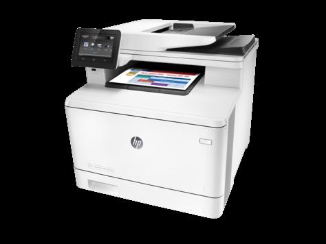 商用雷射複合機HP Color LaserJet Pro 多功能事務機 M377dw 列印、影印、掃描、電子郵件