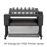 HP Designjet T920 36-in ePrinter(CR354A)大尺寸雲端繪圖機