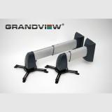 GRANDVIEW投影機吊架-GPCP-E 美型吊架-牆掛